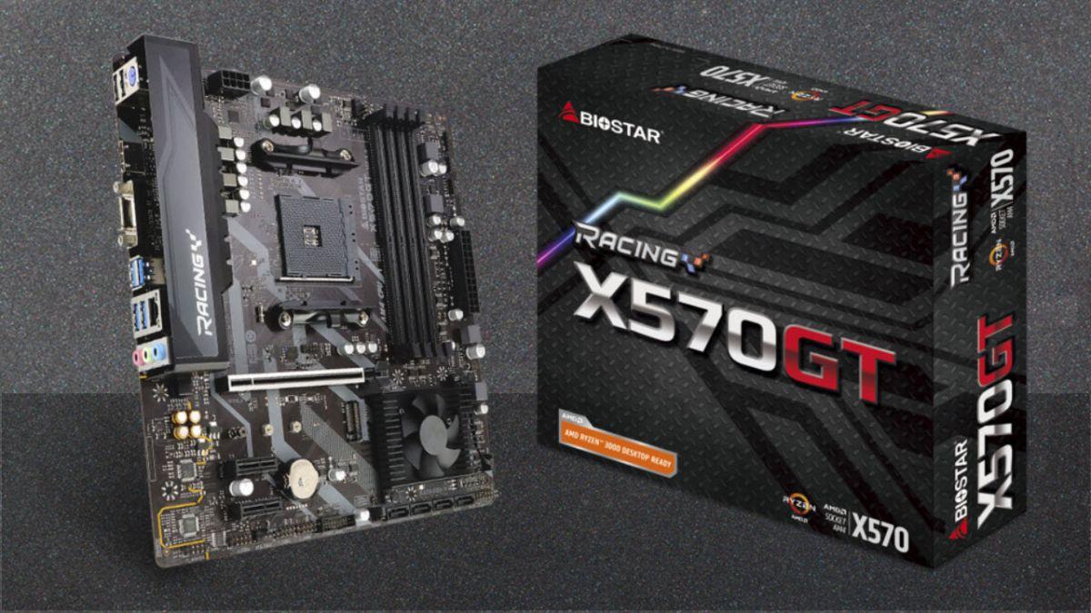 Revue de la carte mère Biostar Racing X570GT8: Excès M.2 abordable – Tom's Hardware