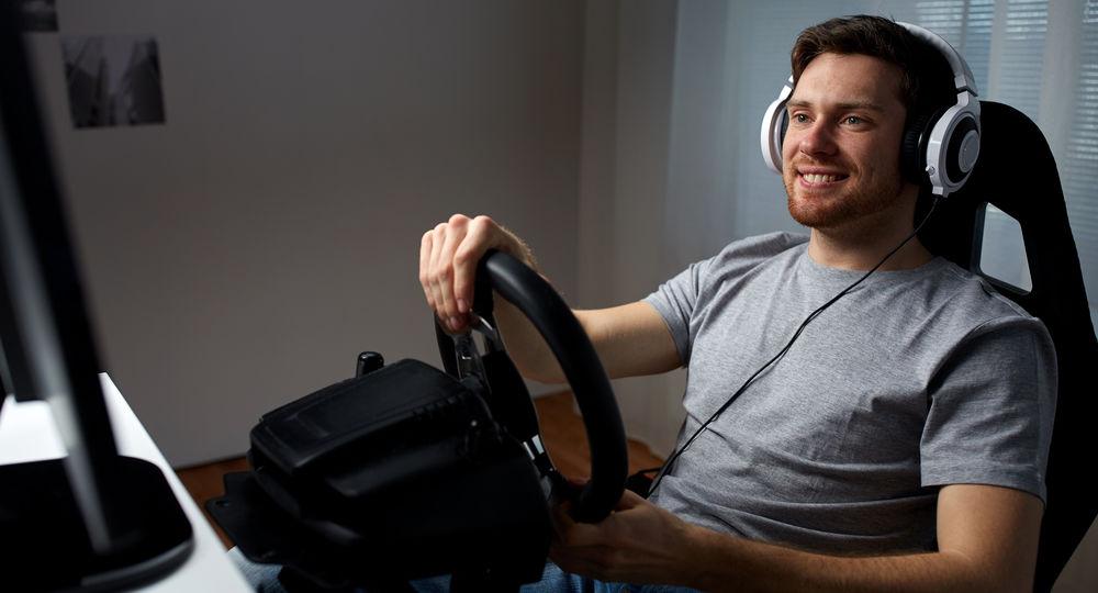 volant gaming